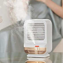 MARIJEE Portable Air Conditioner Fan,Spray