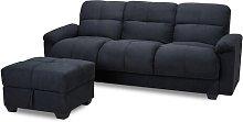 Marilla 3 Seater Clic Clac Sofa Bed ClassicLiving