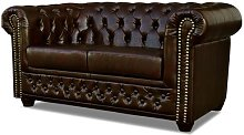 Marilyn 2 Seater Chesterfield Sofa Bed Rosalind