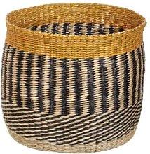 Marimekko - Silkkikuikka Seagrass Storage Basket