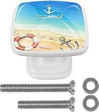 Marine Beach Drawer knobs Hardware Knobs for