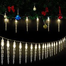 Markenartikel - 30 LED Fair Lights Icicle Warm