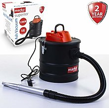Marko Electrical 1200W Ash Vacuum Hoover Fireplace