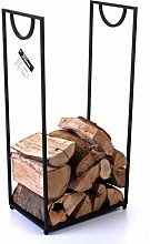 Marko Fireside Firewood Rack Log Storer Indoor