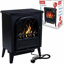 Marko Heating Embassy Black Electrical Fireplace