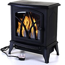 Marko Heating Lexham Electric Fireplace 2KW Fire