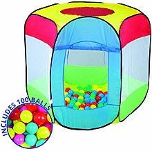 Marko Toys Baby Zone Play Area Easy Pop Up Play
