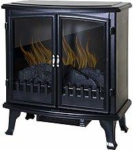 Marko XL Double Door 1800W Fan Heater Fireplace