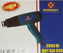 Marksman 2000w Hot Air Heat Gun