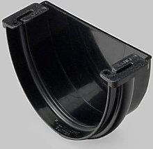 Marley Deepflow 110mm BLACK External Stopend RED10b