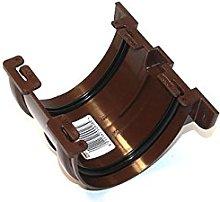 Marley Deepflow 110mm Brown Union Bracket RUD10br