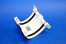 Marley Deepflow 110mm White Union Bracket RUD10w