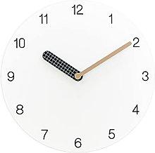 MARMODAY Wall Clock Battery Operated Silent Clocks