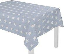 Marple Tablecloth Ebern Designs Colour: Blue