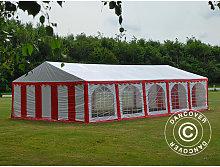 Marquee Party tent Pavilion Exclusive 6x10 m PVC,