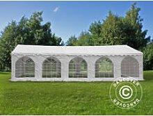 Marquee Party tent Pavilion Original 5x10 m PVC,