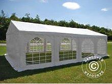 Marquee Party tent Pavilion Original 5x8 m PVC,