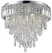 Marquis By Waterford Bresna 6 Light Mixed Crystal