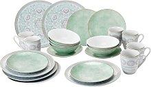 Marrakesch 24 Piece Dinnerware Set, Service for 6