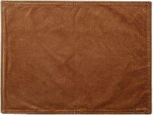 Marsas Orange cotton placemat