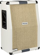 Marshall - 2536A Vertical 2x12 Cabinet White/Blue