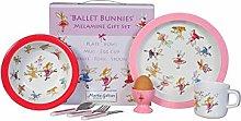 Martin Gulliver Ballet Bunnies 7 Piece