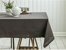 Martins Tablecloth Symple Stuff Colour: Taupe,