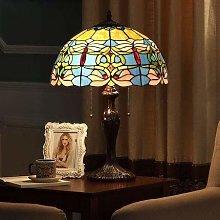 MARUA Tiffany Style Table Lamps Antique Romantic