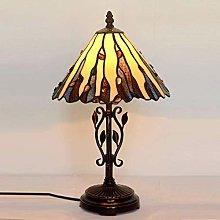 MARUA Vintage Tiffany Style Table