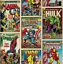 Marvel Action Heroes Wallpaper