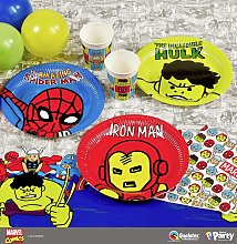 Marvel Avengers Premium Party Pack for 16 Guests
