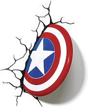 Marvel Captain America Light