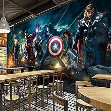 Marvel Heroes Thanos Spiderman Wallpaper The