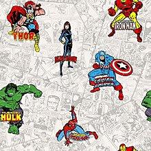 MARVEL Heroes Wallpaper Multi Muriva 159503