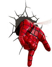 Marvel Spiderman Hand Light