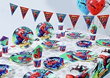 Marvel Spiderman Home Coming Party Pack