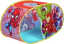 Marvel Superheroes Play Tent