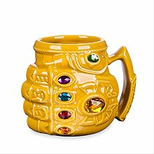 Marvel Thanos Coffee/Tea Mugs Gloves Fist Cups and