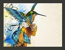 Marvelous Bird 270cm x 350cm Wallpaper East Urban