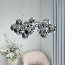 Mary 25-Light Sputnik Chandelier Canora Grey