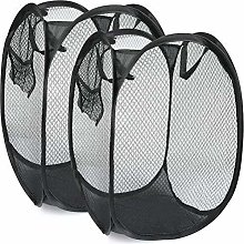 Mary's Deals Black Foldable Pop Up Mesh