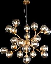 Mary Sputnik Chandelier Canora Grey