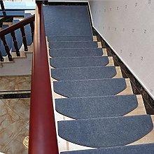 MARYYUN 13Pcs Set Stair Treads Rectangle Non-Slip