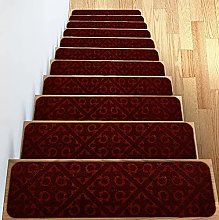 MARYYUN 1Pcs Stair Mat Set Indoor Anti Slip Stair
