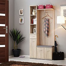 MAS ARMARIO I Hallway Unit Furniture Set 90cm Wide