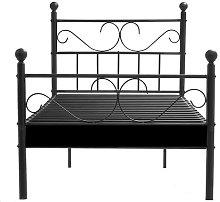 Masboro Single (3') Bed Frame Borough Wharf