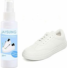 Masrin White Shoes Whitening Spray Sports Leather