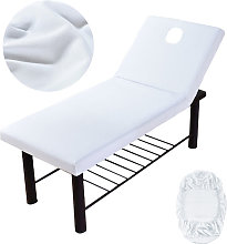 Massage Bed Cover Beauty Salon Couch With Hole