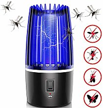 massage Electric Mosquito Killer, 2 in 1 Portable
