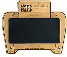 MastaPlasta Black Self-Adhesive LEATHER REPAIR